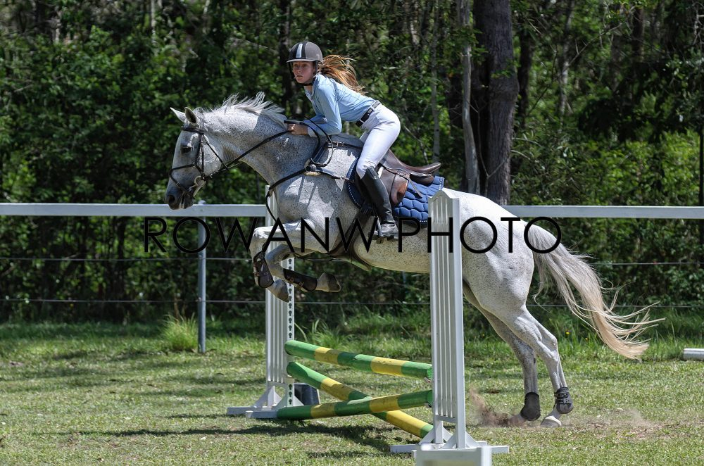 SREC Showjumping Nov 2018