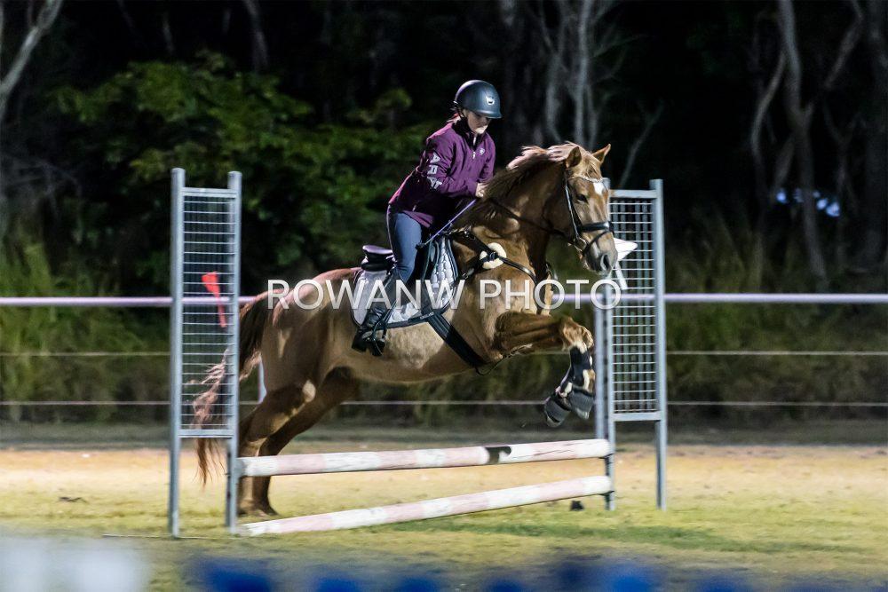 18 Jun – Wynnum Pony Club Showjumping